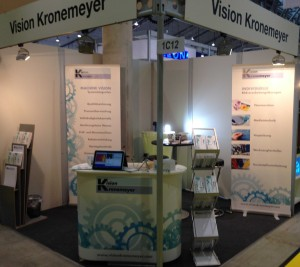 Messestand Vision14